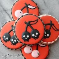 Halloween-Cherry-Skull-Cookies-12
