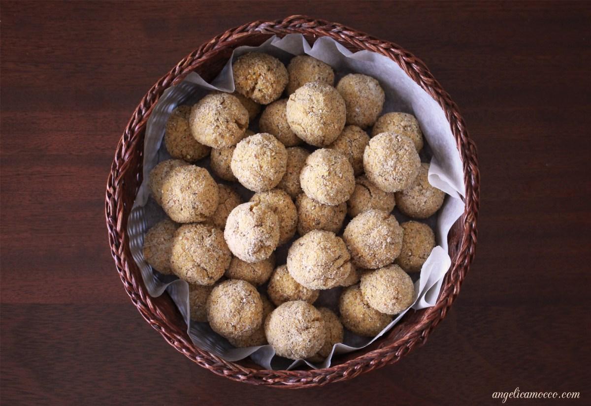 Polpette di lenticchie e amaranto - Vegan e senza glutine