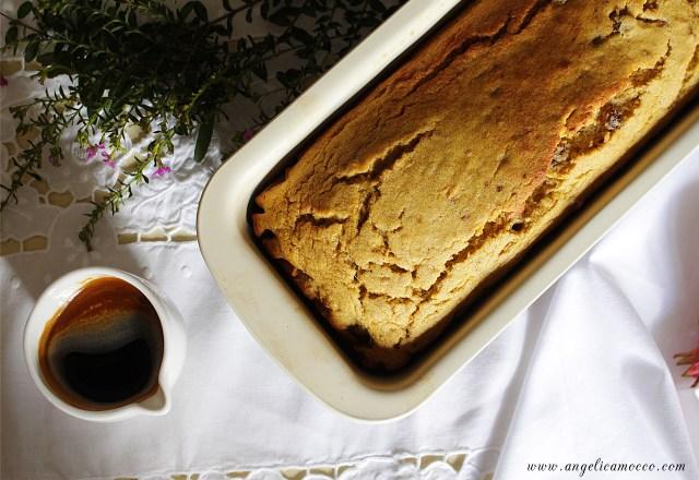 Plumcake alla zucca senza glutine. latte e burro - Angelica Mocco