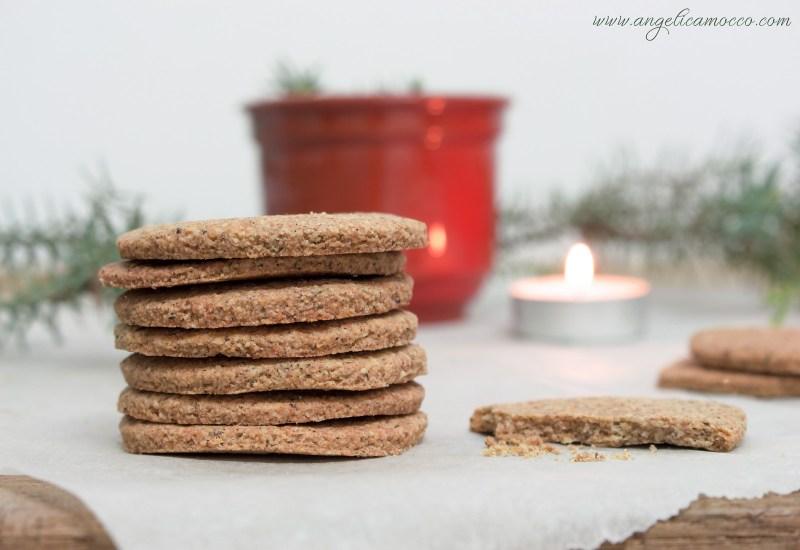 Frollini di grano saraceno senza glutine