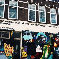 Colourful Rotterdam