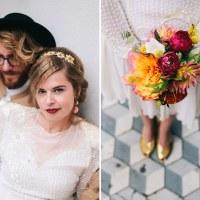 De Bruiloft van Florine & Thijs