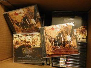 scatola CD