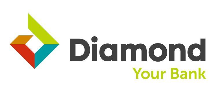 Diamond Bank transfer code
