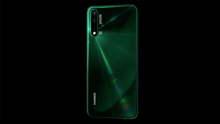 Huawei Nova 5 Pro Price in Nigeria