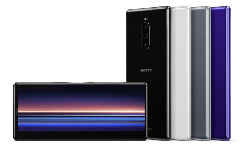 Sony Xperia 1 Design