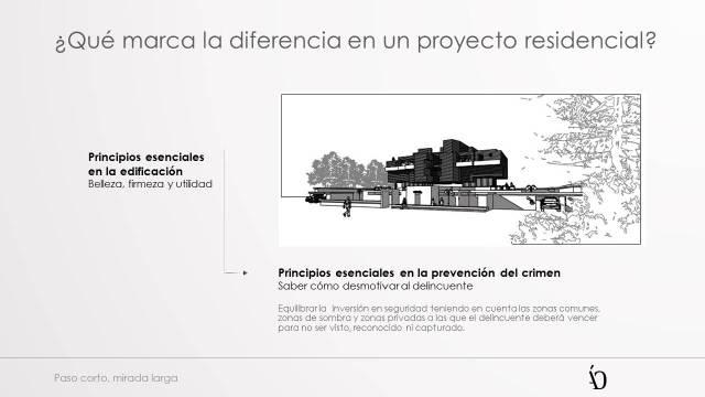Prevención del delito residencial by angel olleros