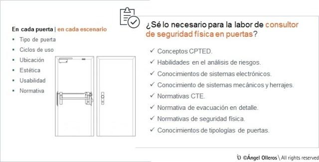 Door Hardware Consultant by Angel Olleros