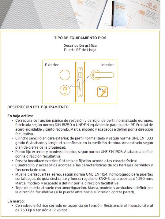 Equipamiento puerta control de acceso 02 by angel olleros consultoria