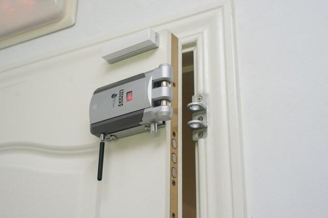 cerraduras invisibles seguridad