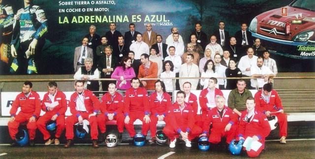 Centros Kaba convención 2004 | Angel Olleros