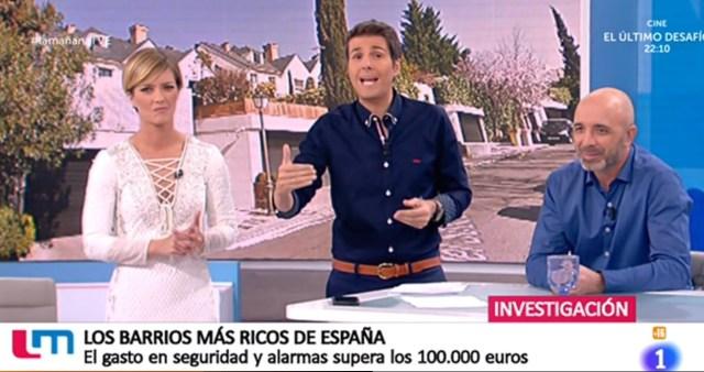 Barrios ricos con Ángel Olleros