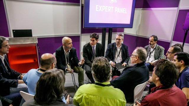 expert panel acreditación Genoma del robo
