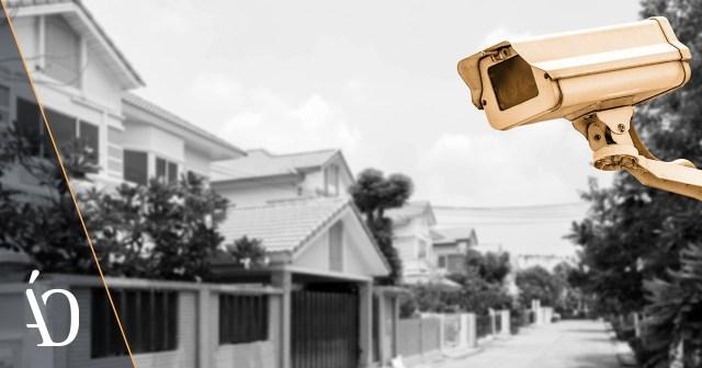 CCTV comunidad de vecinos