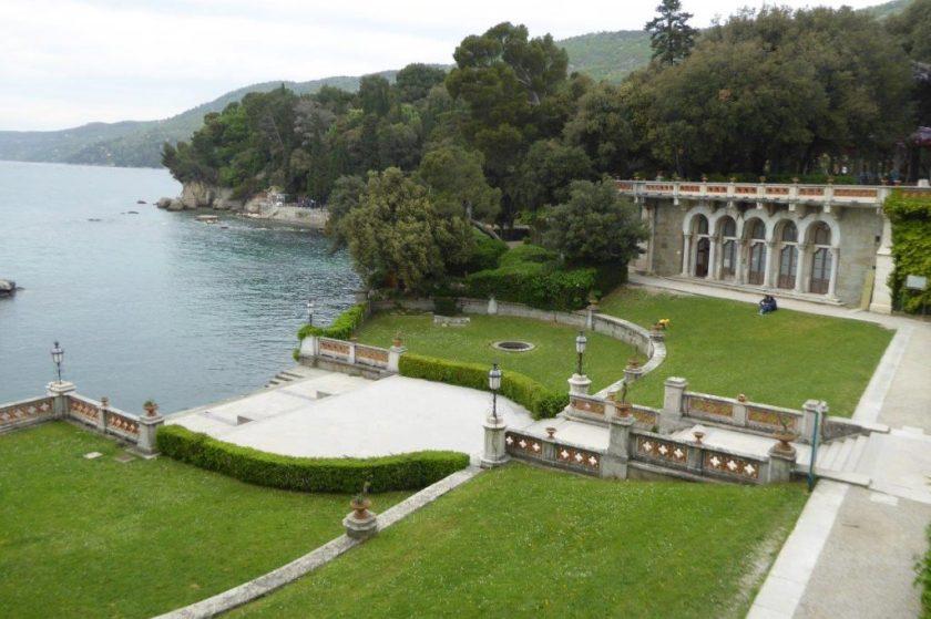 Park Schloss Miramare
