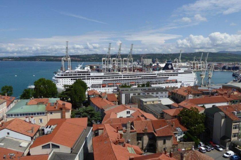 Hafen Koper