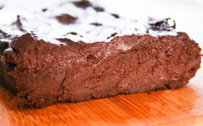 Vegan Protein Schoko Brownies