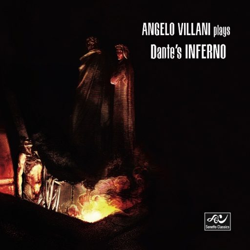 Angelo Villani plays Dante's Inferno
