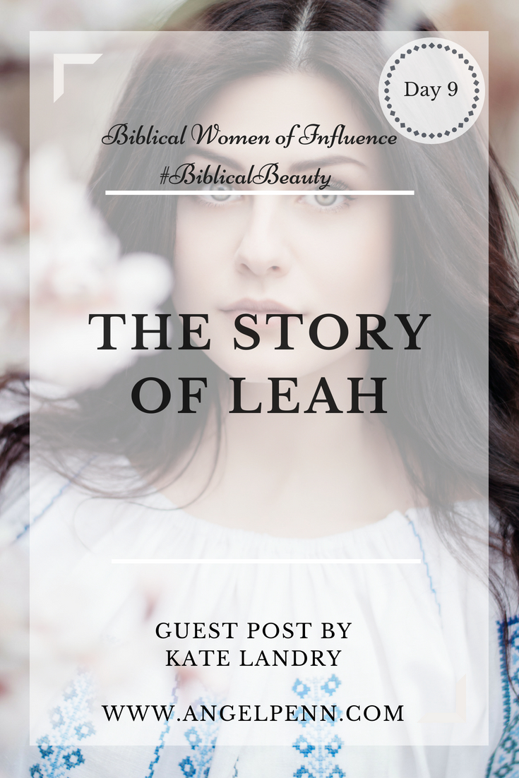 Your Heart Can T Have What It Wants The Story Of Leah
