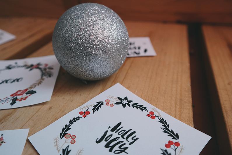 Stop ou encore les cartes de Noël