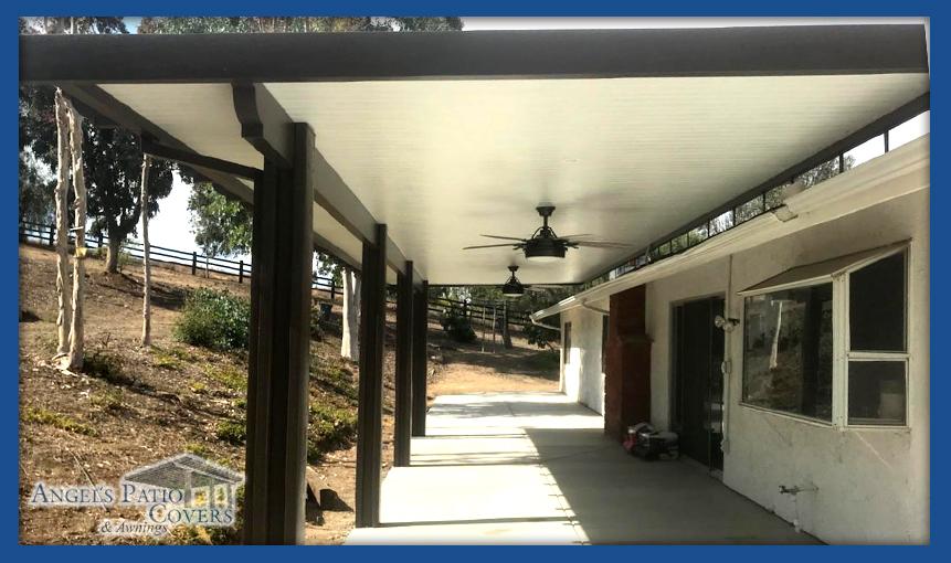 window awnings alumawood patio covers