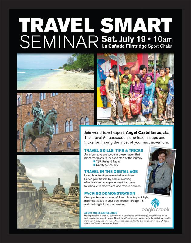 Travel Smart Event SC La Canada