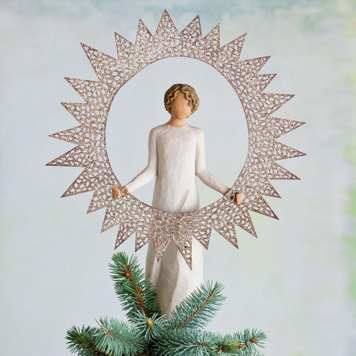 Willow Tree Starlight Tree Topper Intro 2014