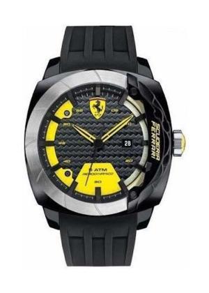 SCUDERIA FERRARI Gents Wrist Watch Model AERODINAMICO MPN 830204
