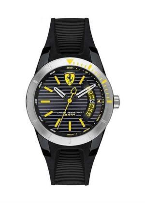 SCUDERIA FERRARI Unisex Wrist Watch Model REDREV T MPN 840015