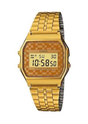 CASIO Unisex Wrist Watch MPN A159WG-9