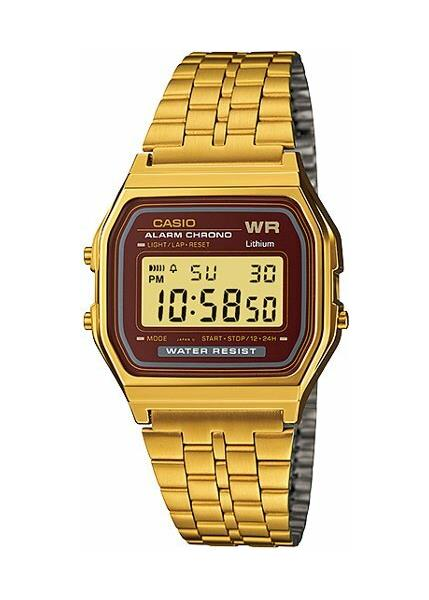 CASIO Unisex Wrist Watch MPN A159WGEA-5D