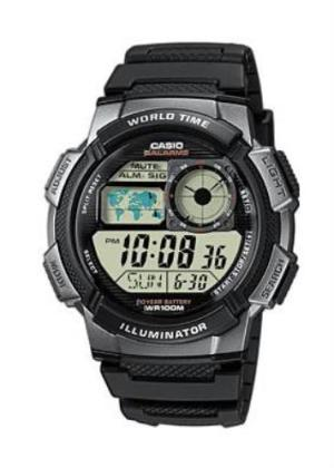 CASIO Mens Wrist Watch MPN AE-1000W-1B