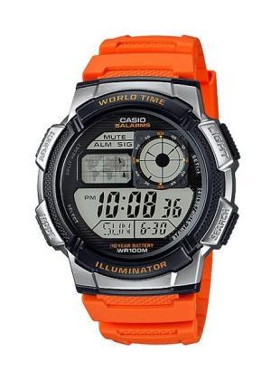CASIO Mens Wrist Watch MPN AE-1000W-4B