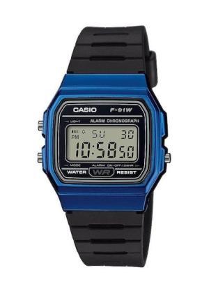 CASIO Unisex Wrist Watch MPN F-91WM-2A