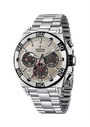 FESTINA Mens Wrist Watch Model CHRONO BIKE MPN F16658_A