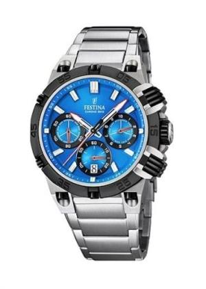 FESTINA Mens Wrist Watch Model CHRONO BIKE MPN F16775_B