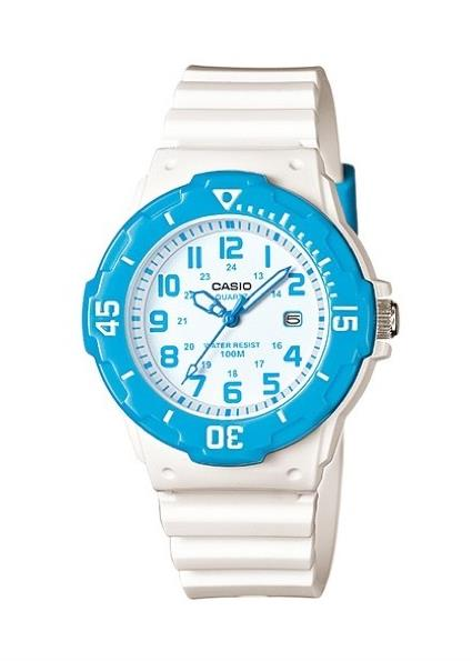 CASIO Ladies Wrist Watch MPN LRW-200H-2B