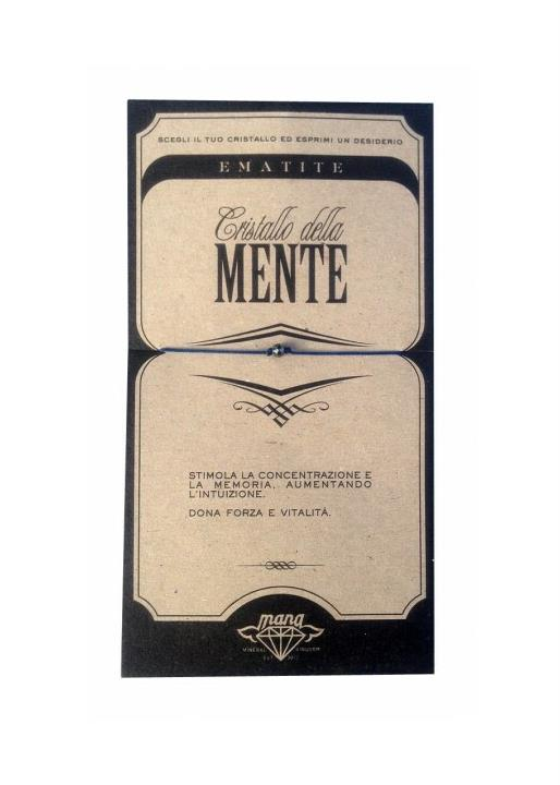 MANA MK JEWELLERY ITEM MODEL EMATITE/MENTE MPN MANAITAC03