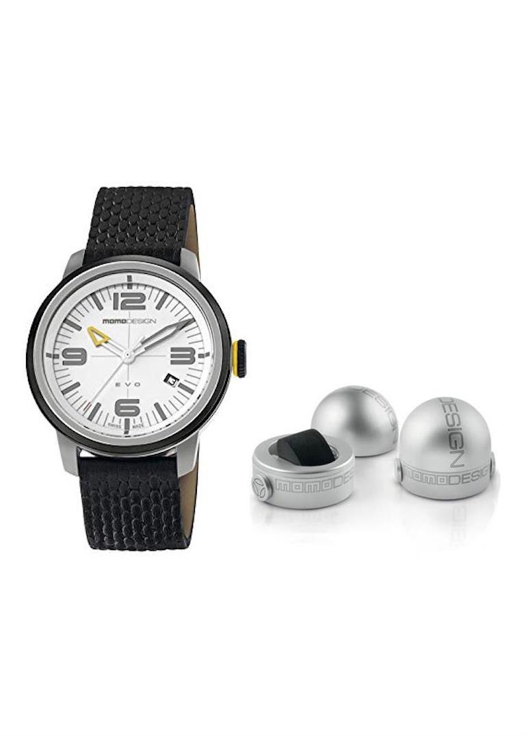 MOMO DESIGN Mens Wrist Watch Model EVO MPN MD1014SB-22