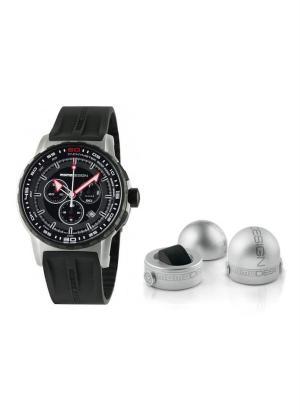 MOMO DESIGN Mens Wrist Watch Model PILOT PRO CHRONO QUARZO MPN MD2164SS-11