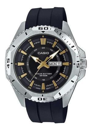 CASIO Mens Wrist Watch MPN MTD-1085-1A