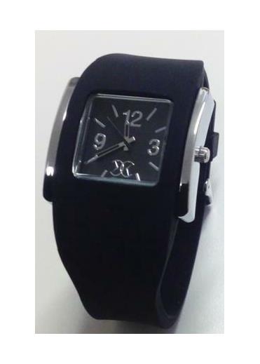 OVERCLOCKS Mens Wrist Watch Model GENT RIDER LARGE BLACK MPN OCRIDYL04