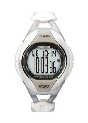 TIMEX Unisex Wrist Watch Model SPORTS IRONMAN 75-LAP RESIN + TITANIUM MPN T5K034