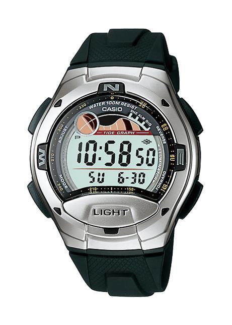 CASIO Mens Wrist Watch MPN W-753-1A