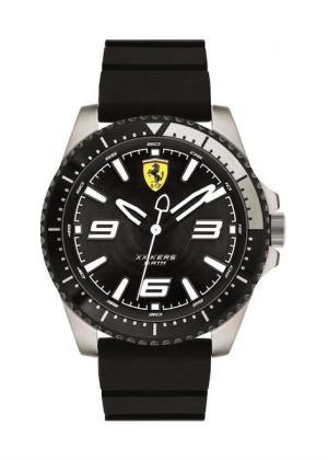 SCUDERIA FERRARI Mens Wrist Watch Model XX KERS MPN 830464