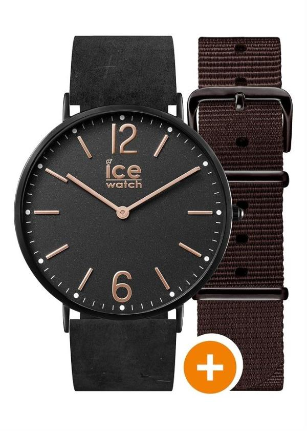 ICE-Wrist Watch Mens Wrist Watch Model CITY MPN CHL.B.COT.41.N.15