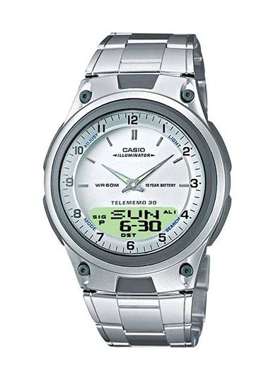 CASIO Mens Wrist Watch MPN AW-80D-7A