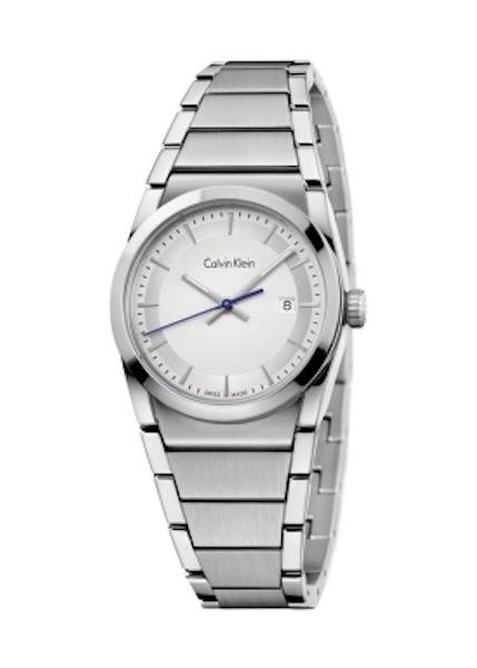 CK CALVIN KLEIN Ladies Wrist Watch Model STEP MPN K6K33146