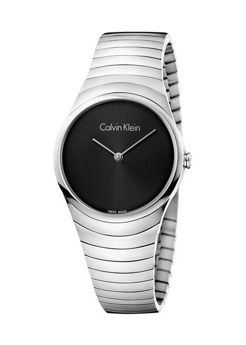 CK CALVIN KLEIN Ladies Wrist Watch Model WHIRL MPN K8A23141