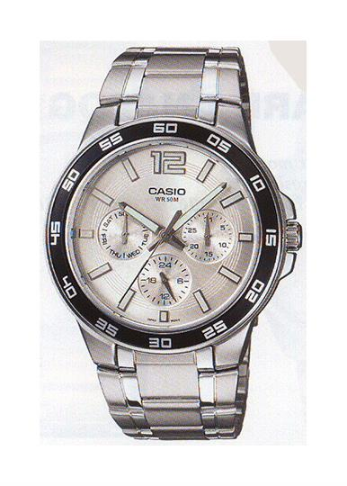 CASIO Mens Wrist Watch MPN MTP-1300D-7A1